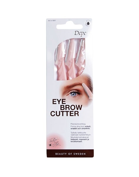 Depend EyeBrow Cutter