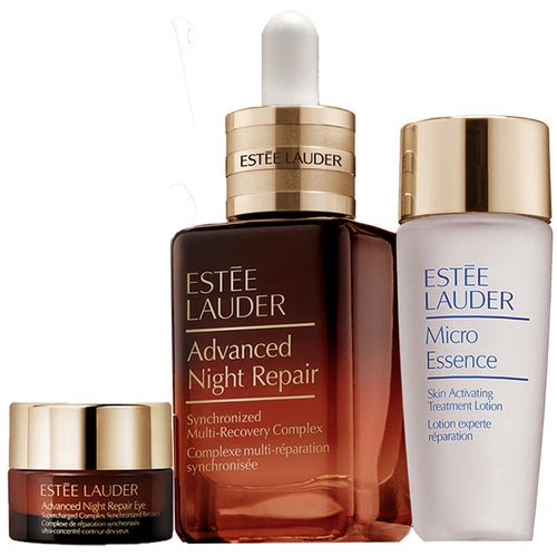 Estée Lauder Advanced Night Repair X5 Holiday 20 Skincare Set   mix