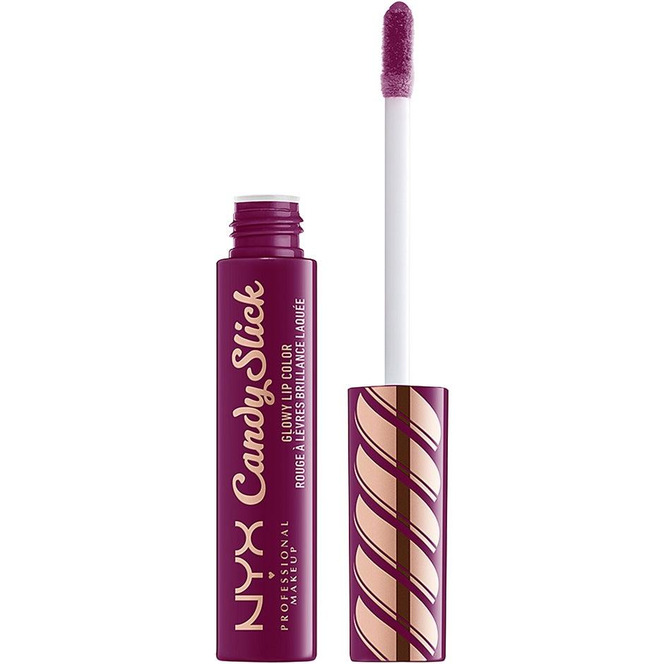 Candy Slick Glowy Lip Color 7.5 ml NYX Professional Makeup Läppstift
