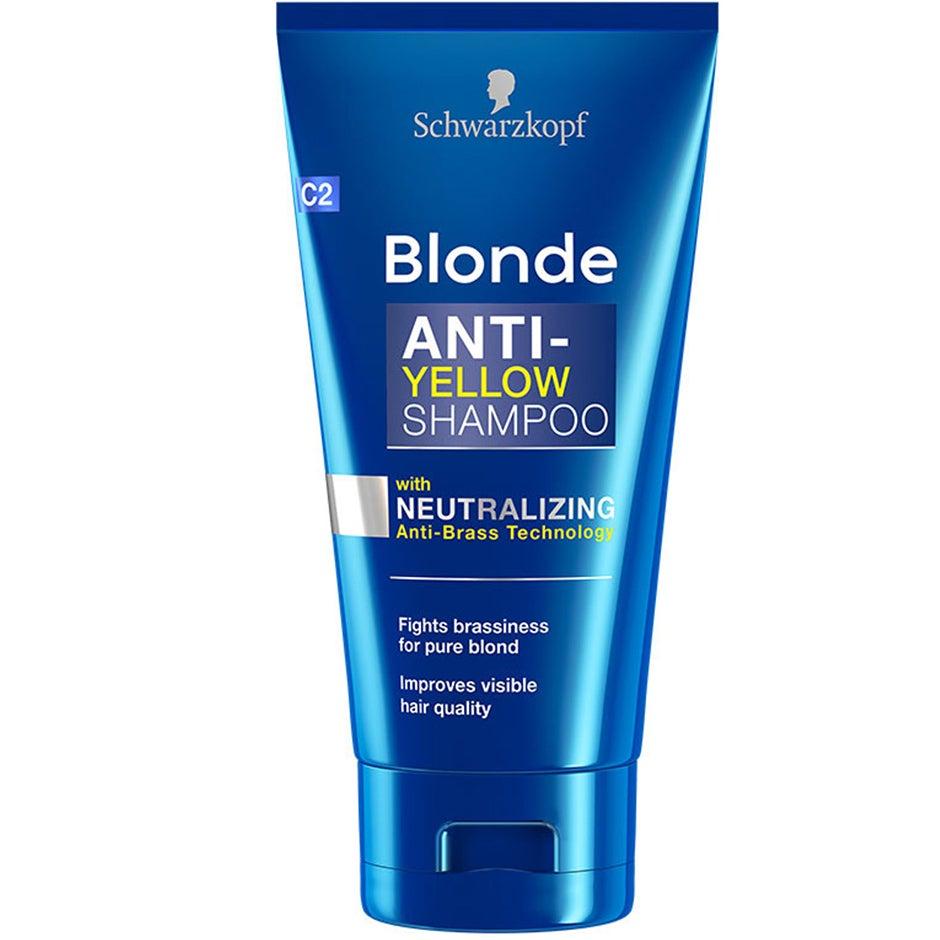 Blonde Anti-Yellow Shampoo 150 ml Schwarzkopf Schampo