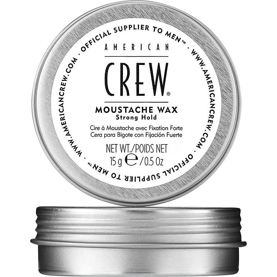 Beard Moustache Wax 15 g American Crew Efter rakning