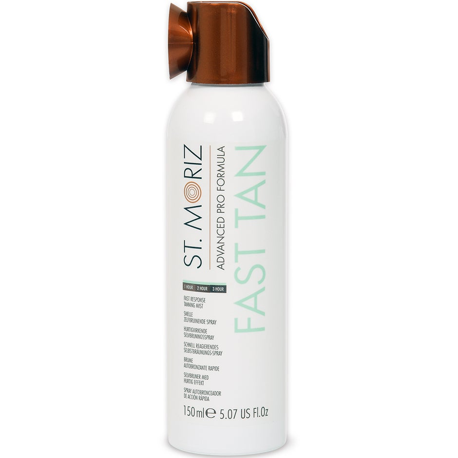 St Moriz Advanced Pro Fast Response Tanning Mist 150 ml St Moriz Advanced Pro Brun Utan Sol