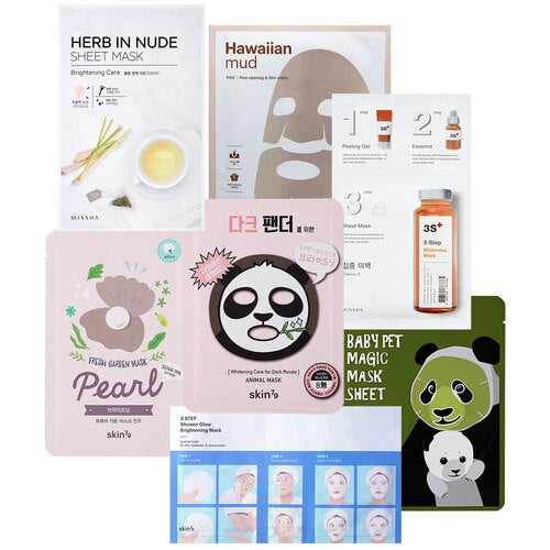 Skin79 7 Days Of Sheet Masking - My Skin Has A Brighter Future