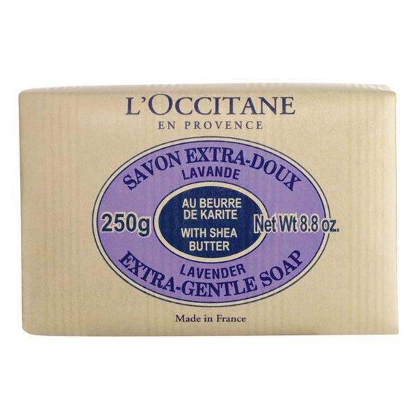 L'Occitane Extra Gentle Soap Lavender 250 g L'Occitane Tvål