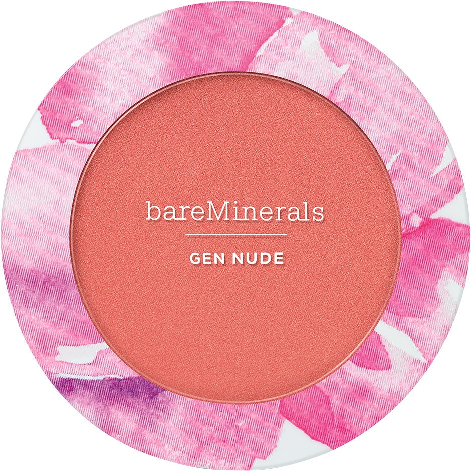 bareMinerals Floral Utopia Gen Nude Powder Blush 6 g bareMinerals Rouge