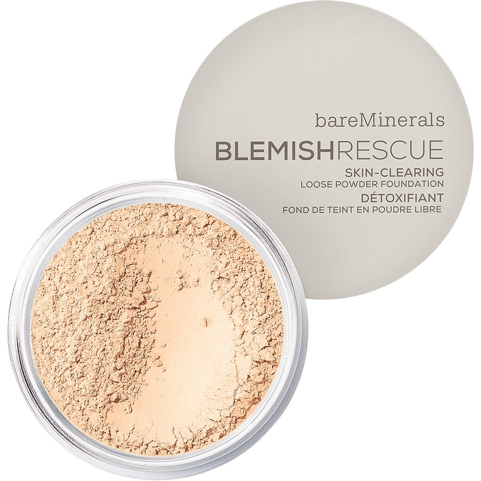 bareMinerals Blemish Rescue Skin-Clearing Loose Powder Foundation 8 g bareMinerals Smink