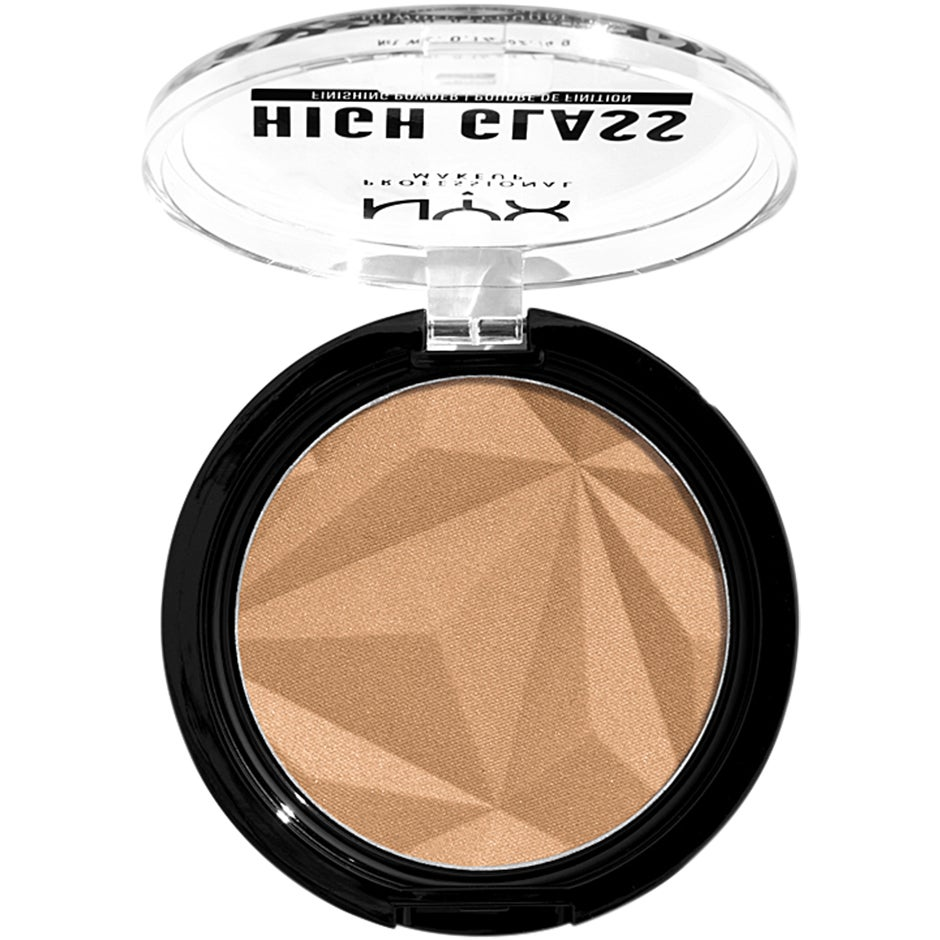 High Glass Finishing Powder NYX Professional Makeup Puder