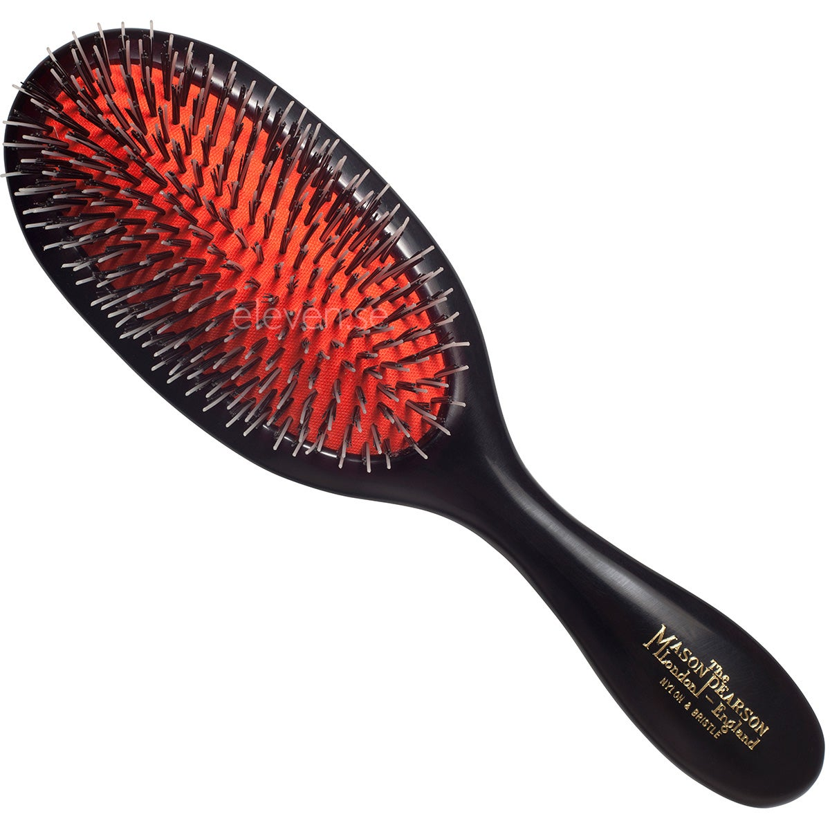 Mason Pearson Handy Bristle & Nylon, Dark Ruby