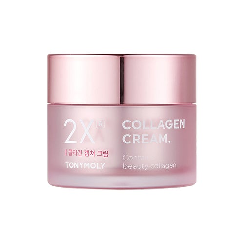 Tonymoly 2X® Collagen Capture Cream