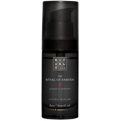 Rituals... The Ritual of Samurai Beard Oil