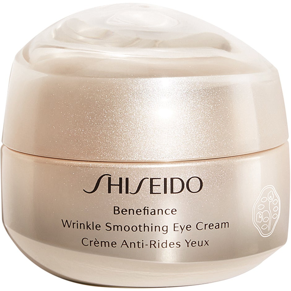 Benefiance Wrinkle Smoothing Eye Cream 15 ml Shiseido Ögon