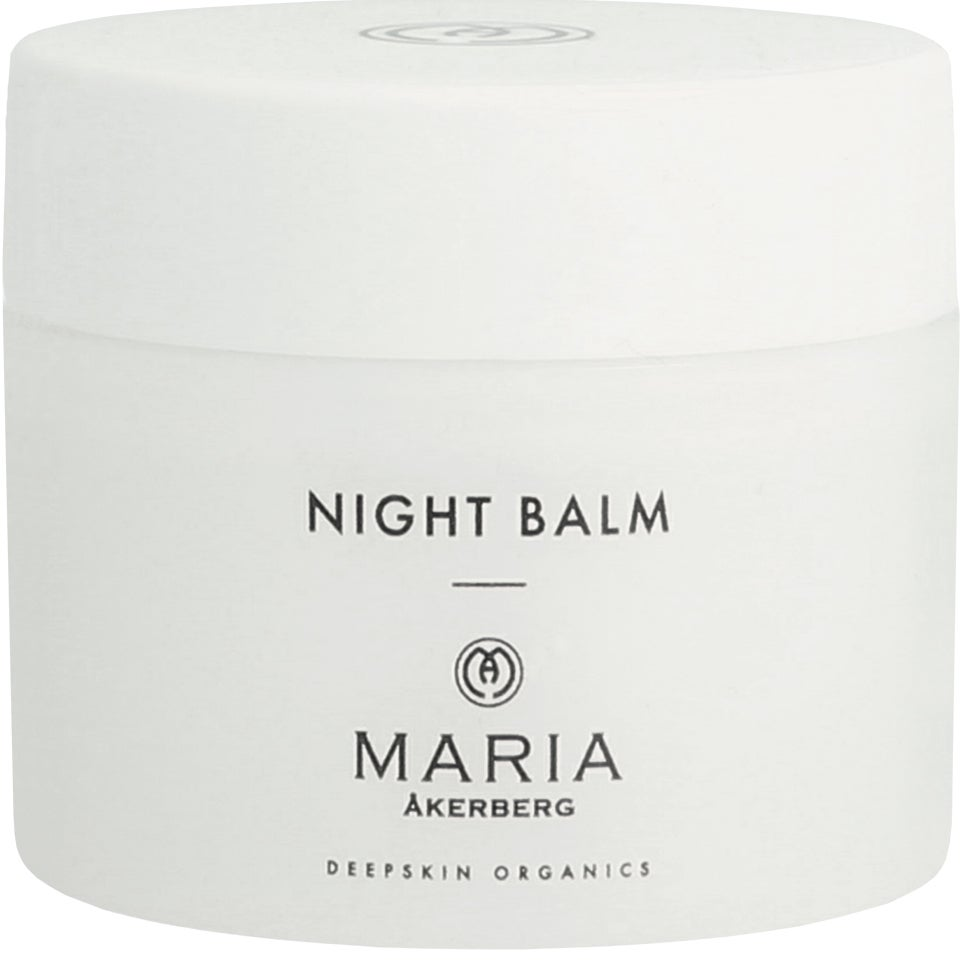 Night Balm 50 ml MARIA ÅKERBERG Nattkräm