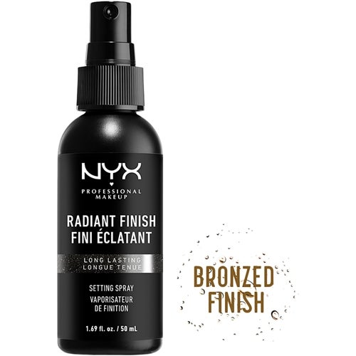 NYX Professional Makeup Radiant Make-Up Setting Spray