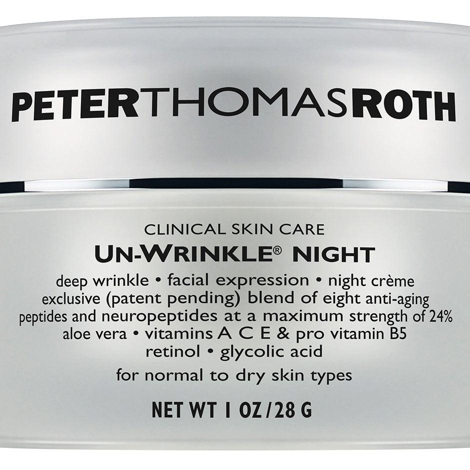 Peter Thomas Roth Un-Wrinkle Night 30 ml Peter Thomas Roth Nattkräm
