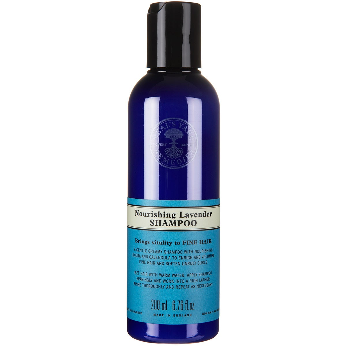 Neal's Yard Remedies Nourishing Lavender Shampoo
