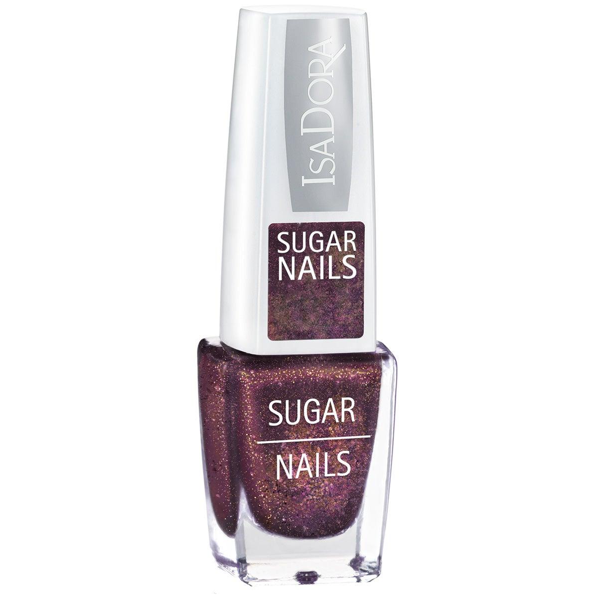 IsaDora Sugar Crush Nails 108 Wine Crush 6 ml IsaDora Special Design