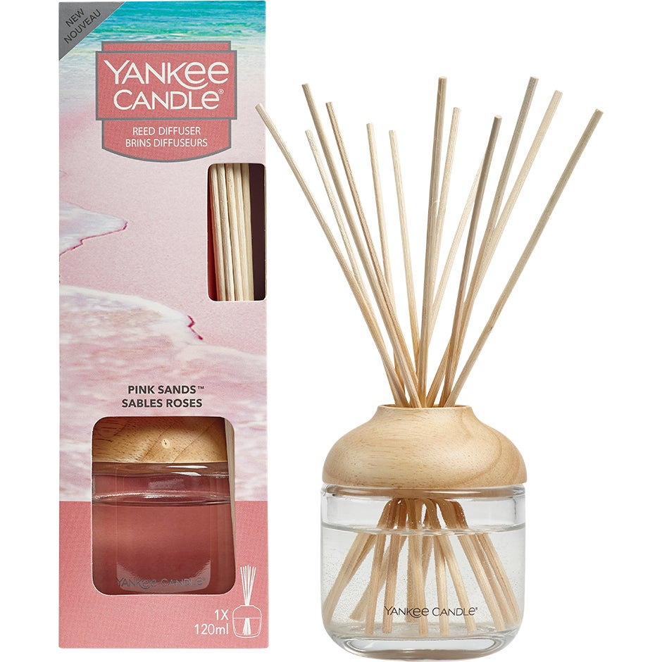 Reed Diffuser – Pink Sands Yankee Candle Doftljus