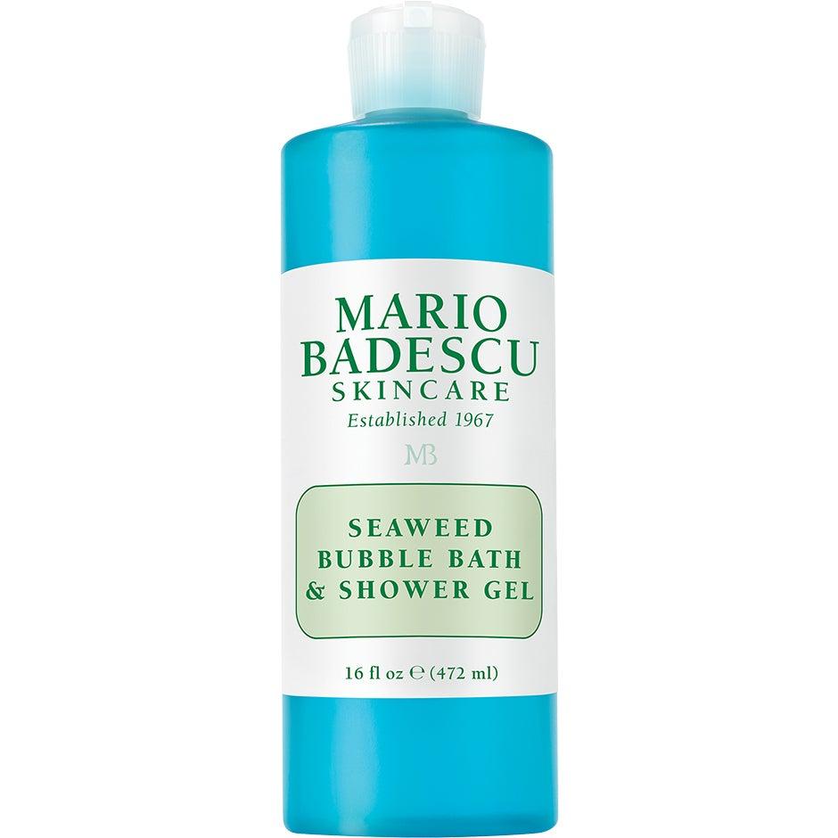 Mario Badescu Seaweed Bubble Bath & Shower Gel, 473 ml Mario Badescu Dusch & Bad för män