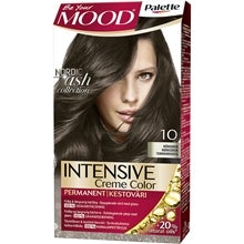 MOOD Mood Haircolor 10 Mörkbrun