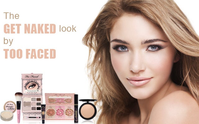 Get Naked by Too Faced