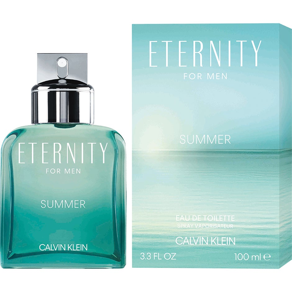 Eternity Man Summer Eau de toilette 100 ml Calvin Klein Herrparfym