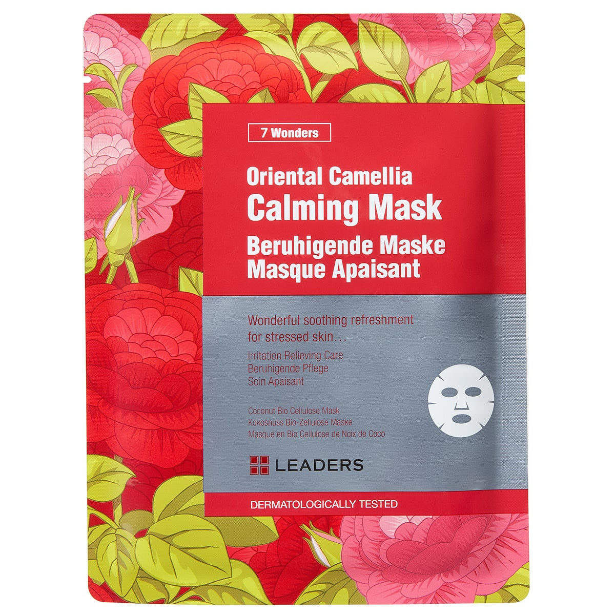 Leaders Oriental Camellia Calming Mask