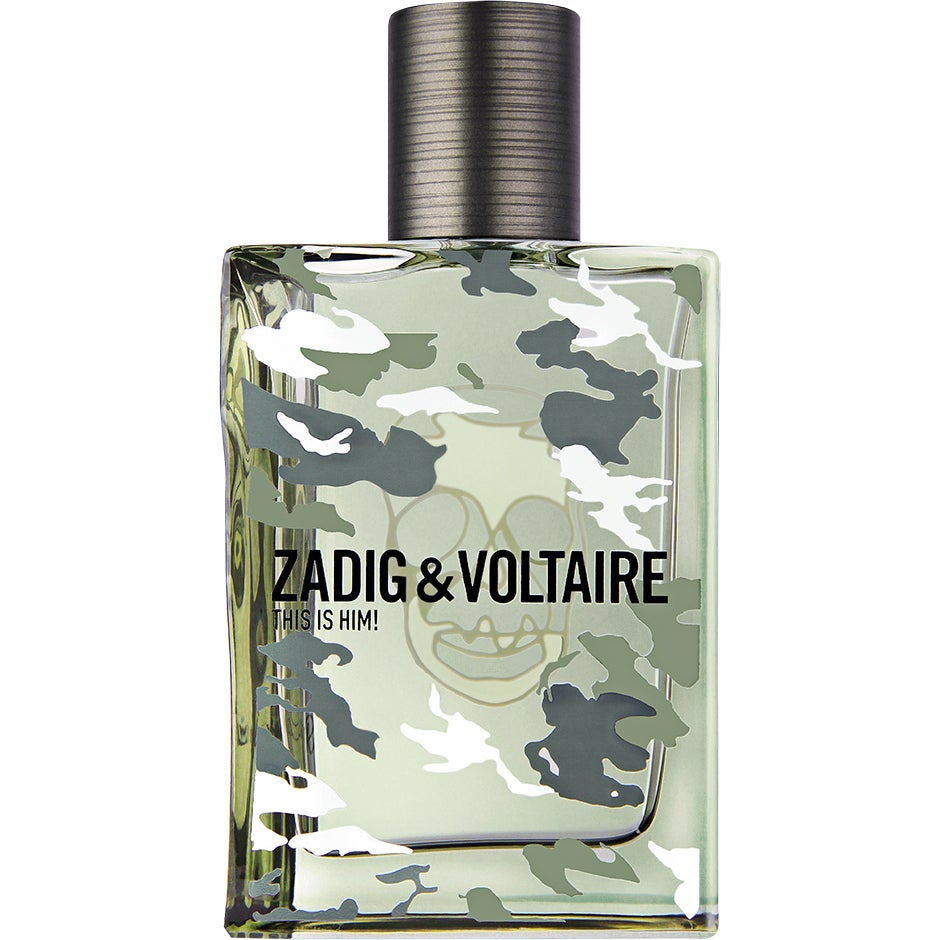 ZADIG & VOLTAIRE This is Him No Rules EdT 50 ml Zadig & Voltaire Herrparfym
