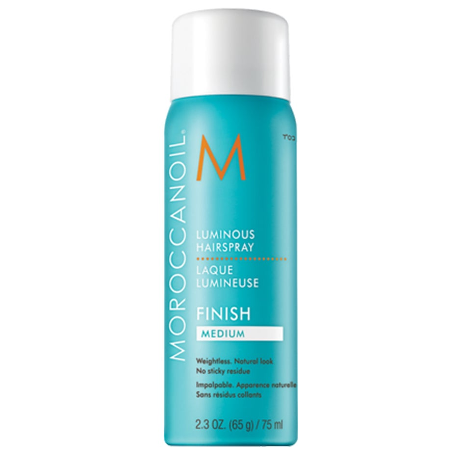 Luminous Hairspray 75 ml Moroccanoil Finishing