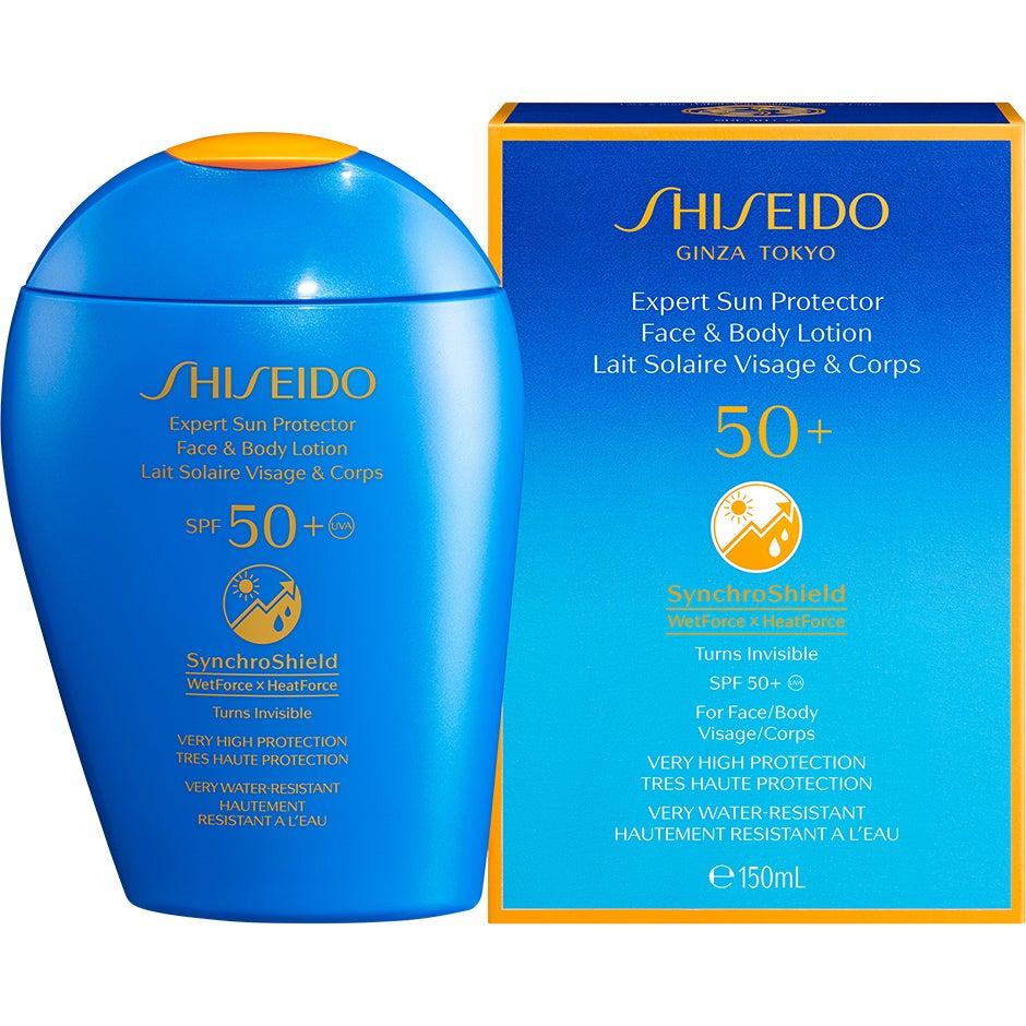 Sun 50+ Expert s Pro Lotion 150 ml Shiseido Solskydd Ansikte