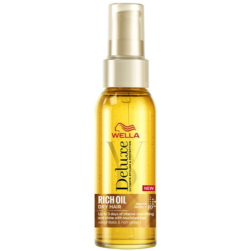Wella Styling Deluxe Rich Oil Dry Hair