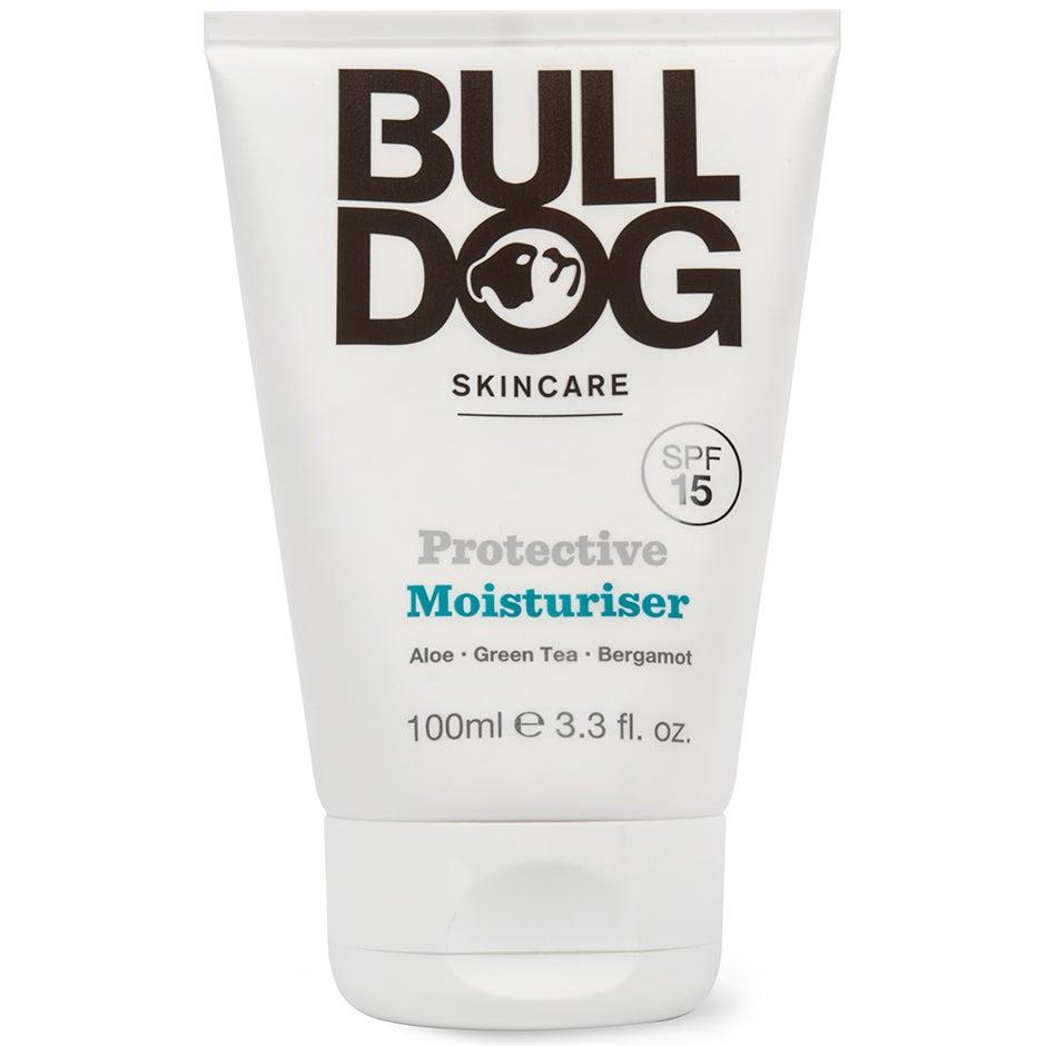 Bulldog Protective Moisturiser 100 ml Bulldog Ansiktskräm för män