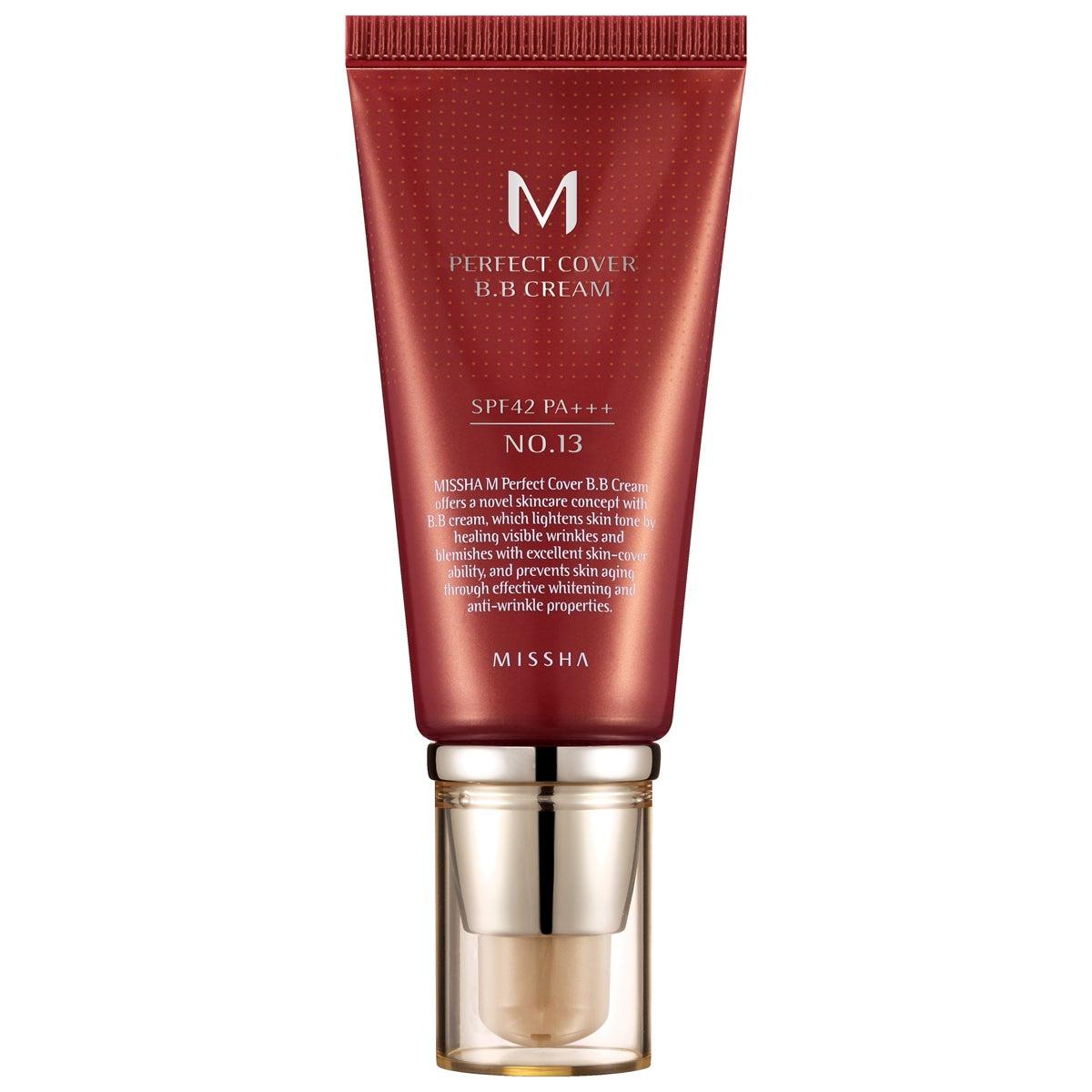 M Perfect Cover BB Cream SPF42/PA+++ 50 ml MISSHA K-Beauty