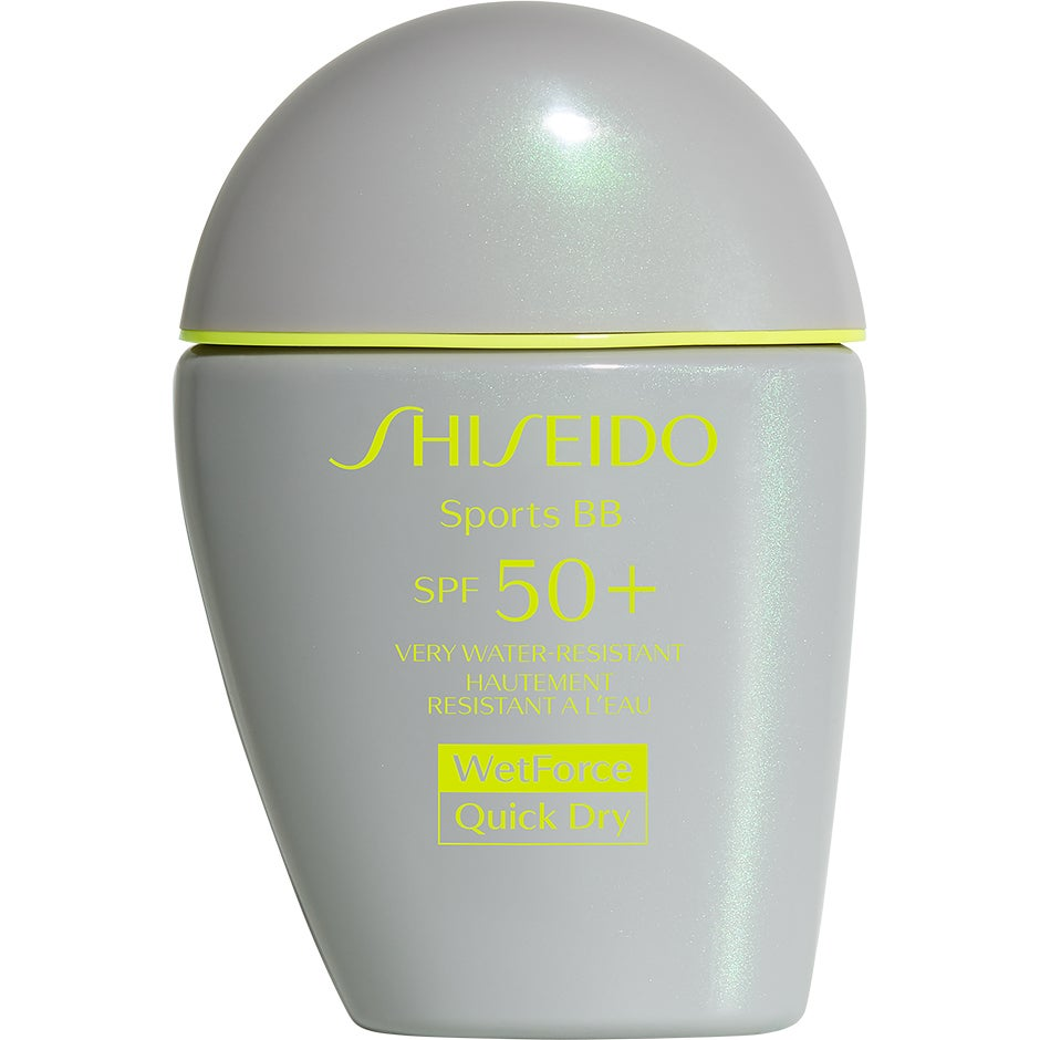 Shiseido BB Cream Sport SPF50, Light Shiseido BB Cream