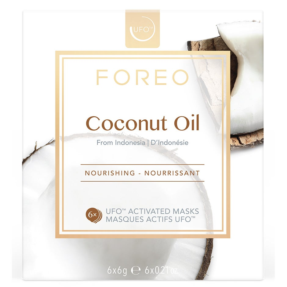 UFO Mask Coconut Oil Foreo Sheet Masks