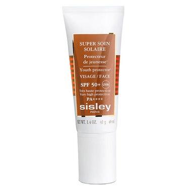 Facial Sun Cream SPF50+ 40 ml Sisley Solskydd Ansikte
