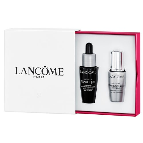 Lancôme Genefique Light Pearl And Serum Set Gift