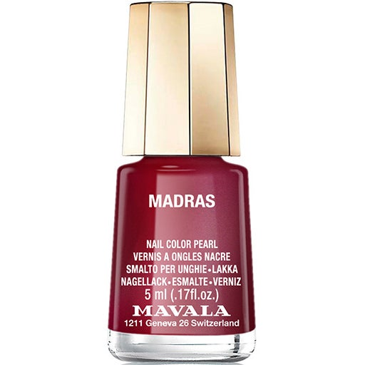 Nail Color Pearl 259 Madras 5 ml Mavala Alla färger