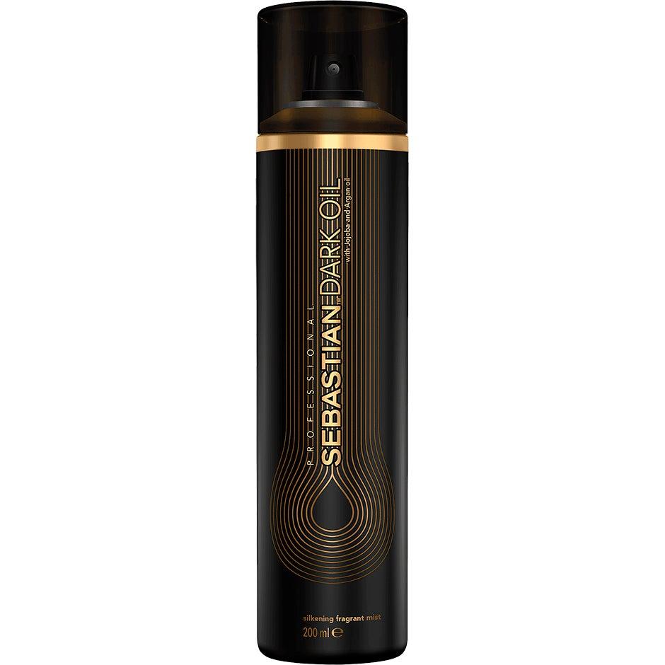 Dark Oil Hair Silkening Fragrant Mist 200 ml Sebastian Stylingprodukter