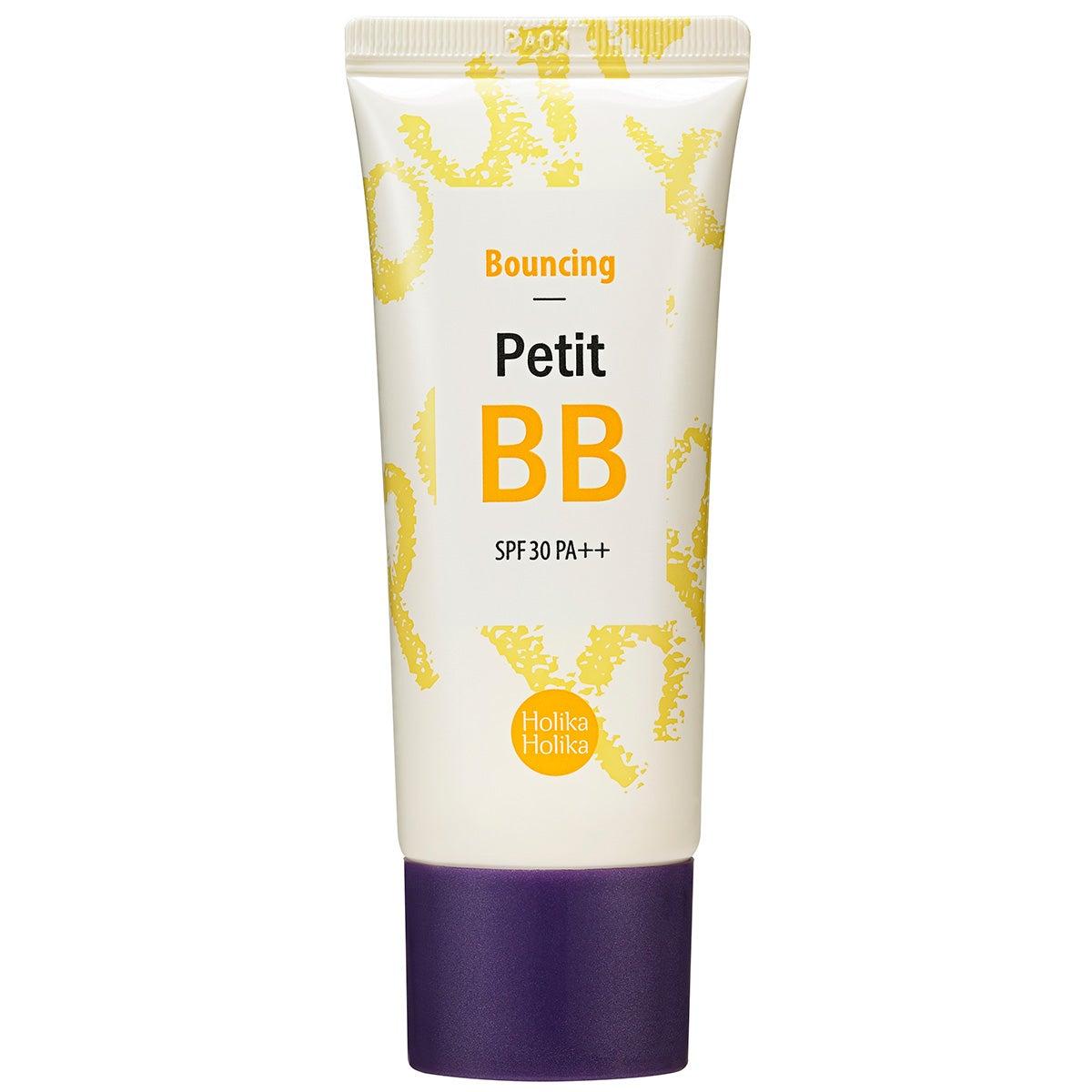 Bouncing Petit BB Cream 30 ml Holika Holika K-Beauty