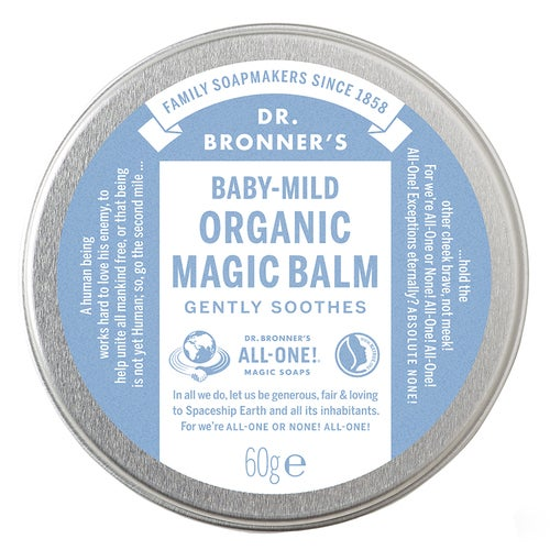 Dr. Bronner's Organic Magic Balm Baby-Mild (Unscented)