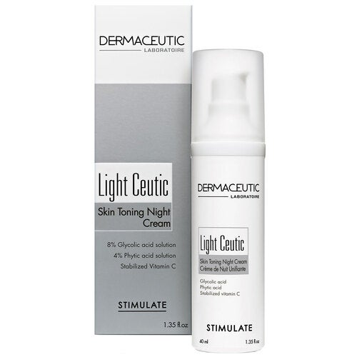 Dermaceutic Light Ceutic Lightening Cream