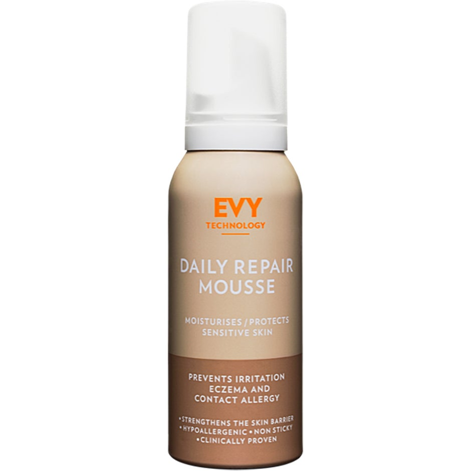 Daily Repair Mousse Face & Body 100 ml EVY Technology Solprodukter