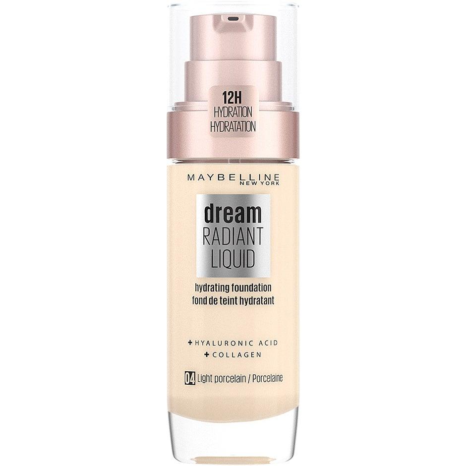Dream Radiant Liquid Maybelline Foundation