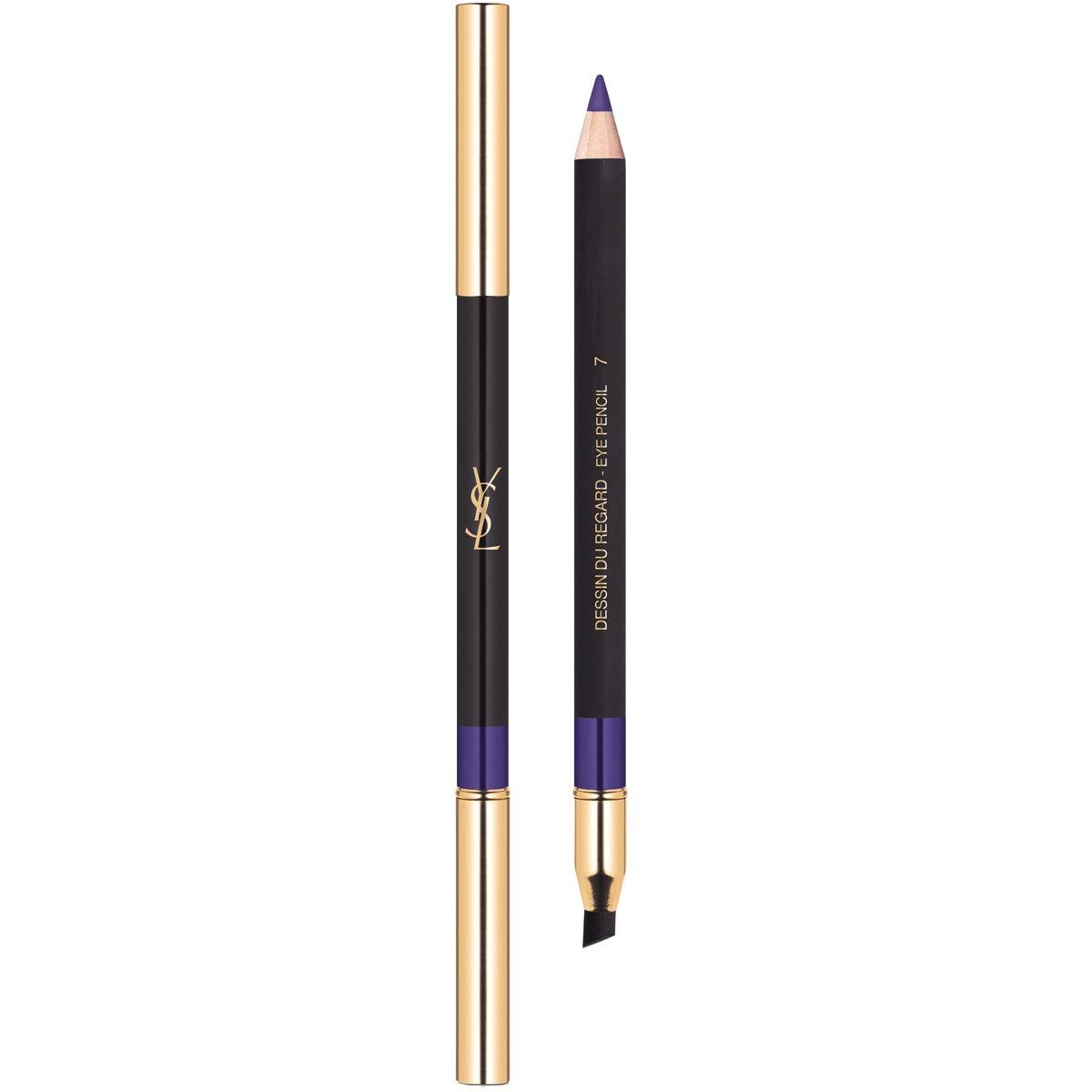 Dessin du Regard Crayon Yeux Yves Saint Laurent Eyeliner