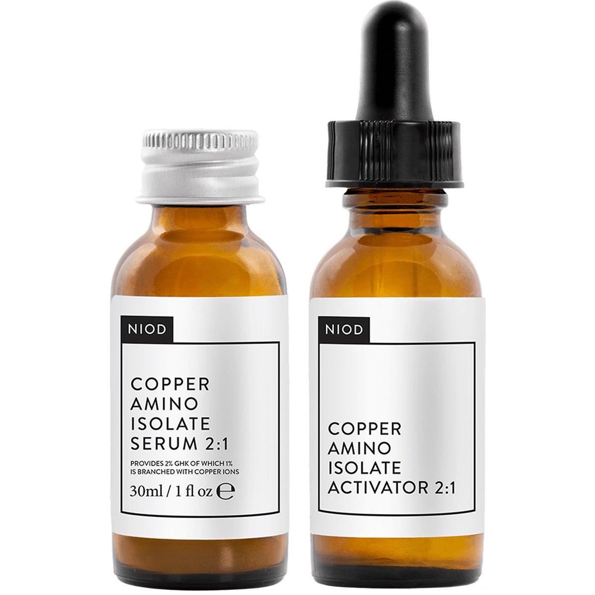 Copper Amino Isolate Serum 2:1 30 ml NIOD Serum & Olja