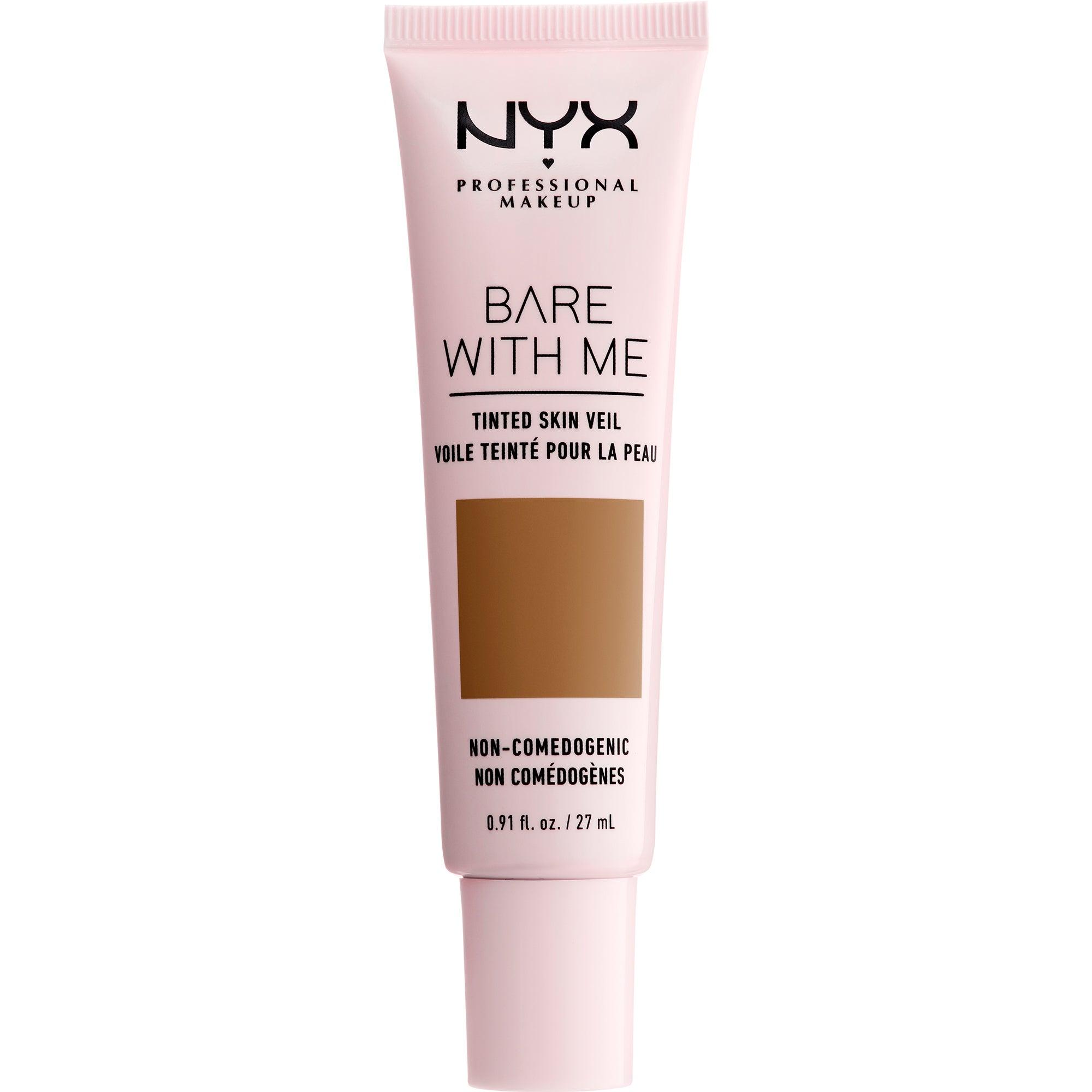 NYX PROF. MAKEUP Bare With Me Tinted Skin Veil - Cinnamon Mahagony