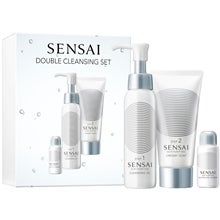 Sensai Silky Purifying Double Cleansing Set