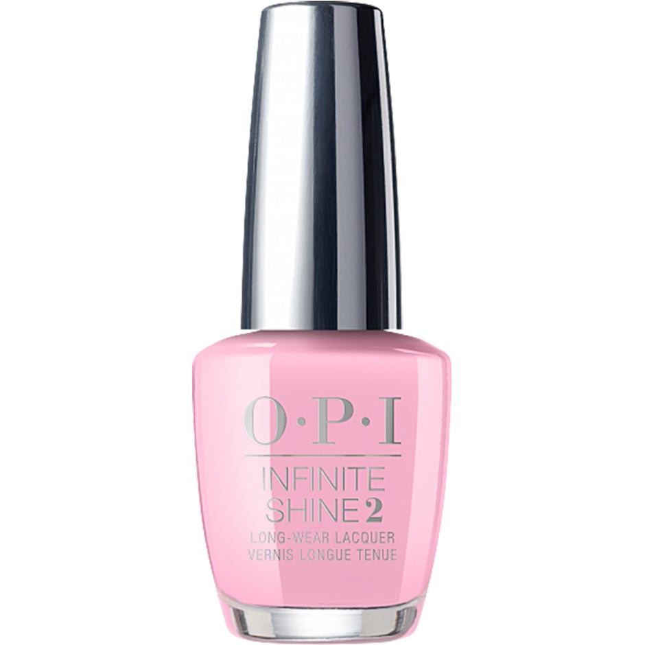 OPI Infinite Shine Getting Nadi On My Honeymoon 15 ml OPI Rosa & Röd