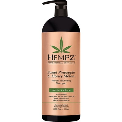 HEMPZ Sweet Pineapple & Honey Melon Volumizing Shampoo