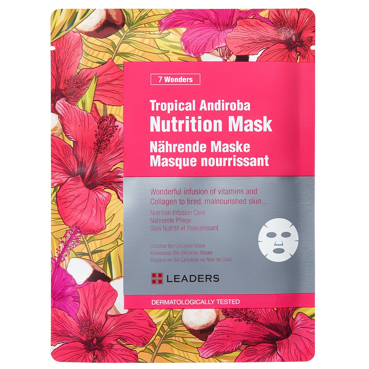 Leaders Tropical Andiroba Nutrition Mask
